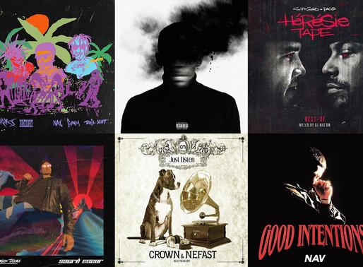 Playlist : sorties de la semaine 19
