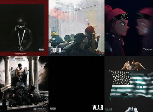 Playlist : sorties de la semaine 22