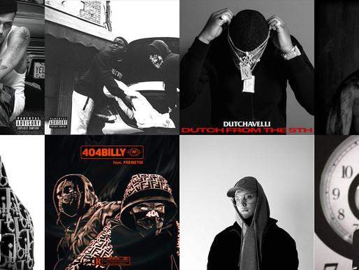 Swiftguad, Benjamin Epps, Le Chroniqueur Sale, James the Prophet... Playlist de Avril 2021