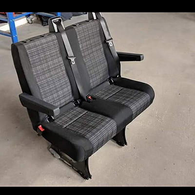 Sprinter Bench Seat Conversion