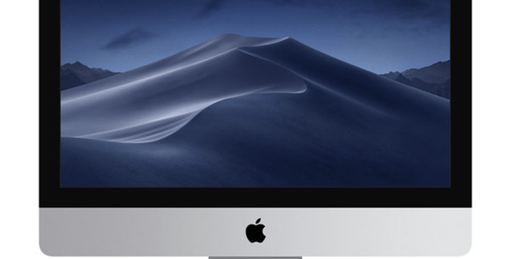 iMac 21.5 4K (2019) 1TB Fusion HDD