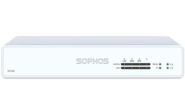 SOPHOS XG 115 REV. 3 Appliance