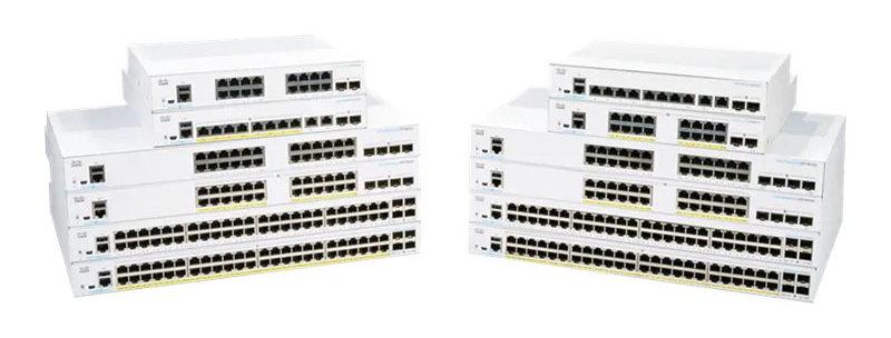 Cisco Business 350 Series CBS350-16P-E-2G