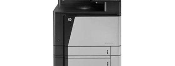 HP LaserJet Color Enterprise Flow MFP M880z (ML)