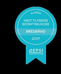 Medaljer_EPSI Norge_bredband B2B 2019.pn