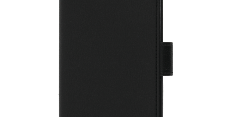 Essentials Samsung Galaxy S10e, PU wallet 3 kort, svart