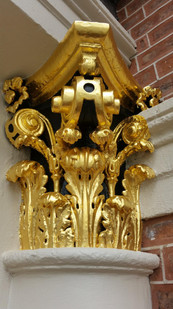 gILDING OF CAPITALS _ the shelbourne hot