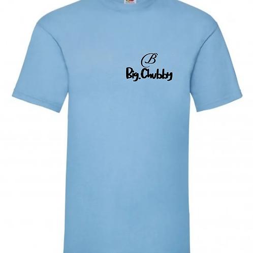 Light Blue Big Chubby T-shirt