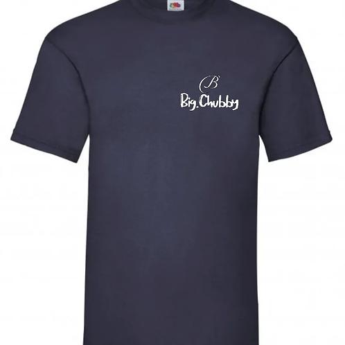 Navy Big Chubby T-shirt