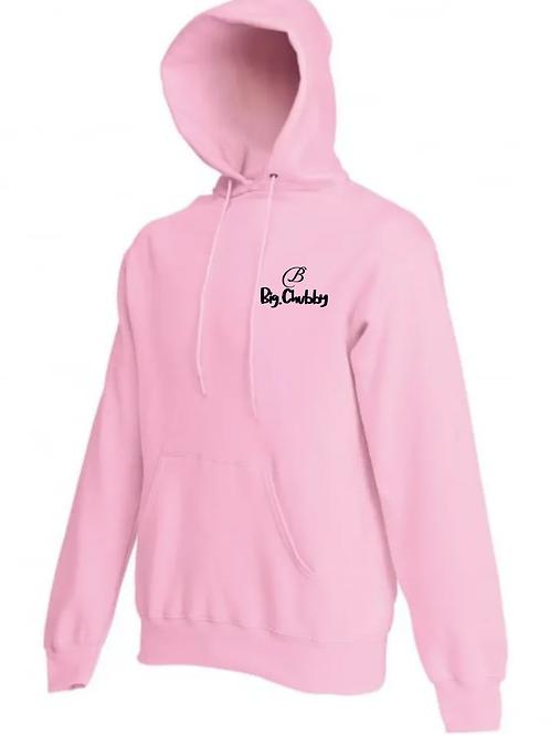 Pink Big Chubby Hoodie
