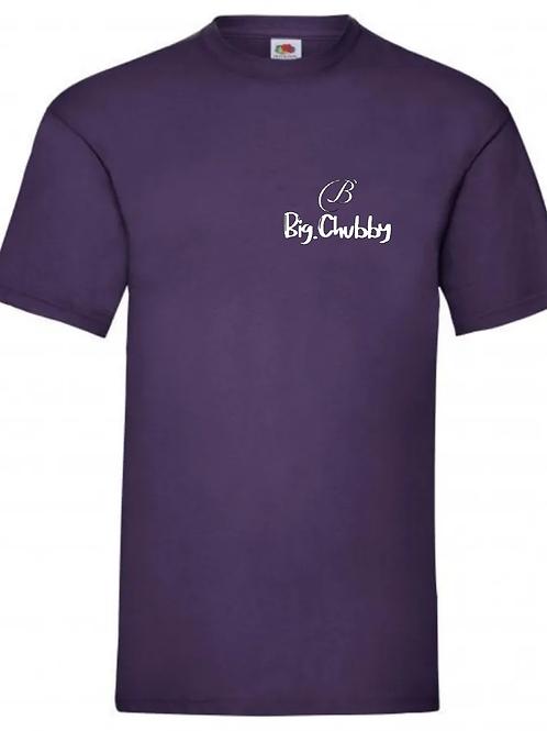 Purple Big Chubby T-shirt
