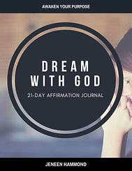 Dream with God 21 Day Journal - reviewed