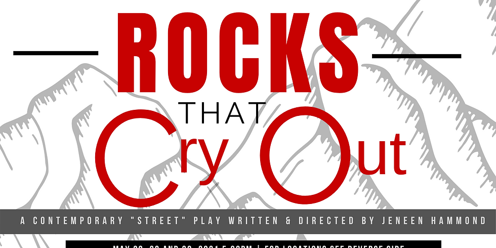 Rocks That Cry Out - Outdoor Performance