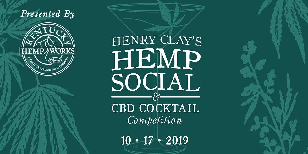 Henry Clay's Hemp Social