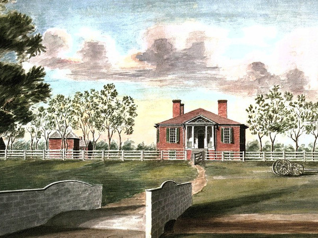 Historic Farmington Plantation 18th century
