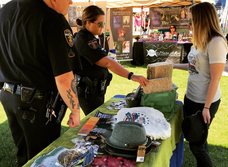 Kentucky Hempsters and Vote Hemp offer hemp education at Mighty Kindness event in Louisville