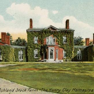 Ashland, The Henry Clay Estate (circa 1900)