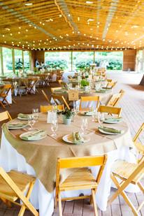 2019 Farmington Hemp Dinner: Table Settings