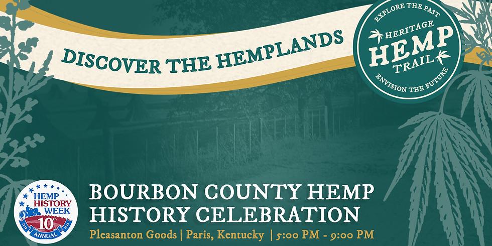 Historic Paris-Bourbon County Hemp History Celebration