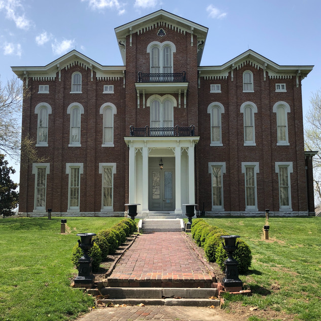 White Hall Present-Day (Richmond, Kentucky)