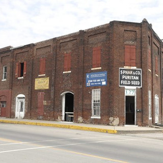 Sphar Building (formerly V.W. Bush Hemp & Grain Warehouse)