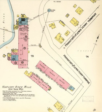Kentucky River Mills Sanborn Map 1907 .p