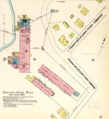 Kentucky River Mills Sanborn Map 1907 .p