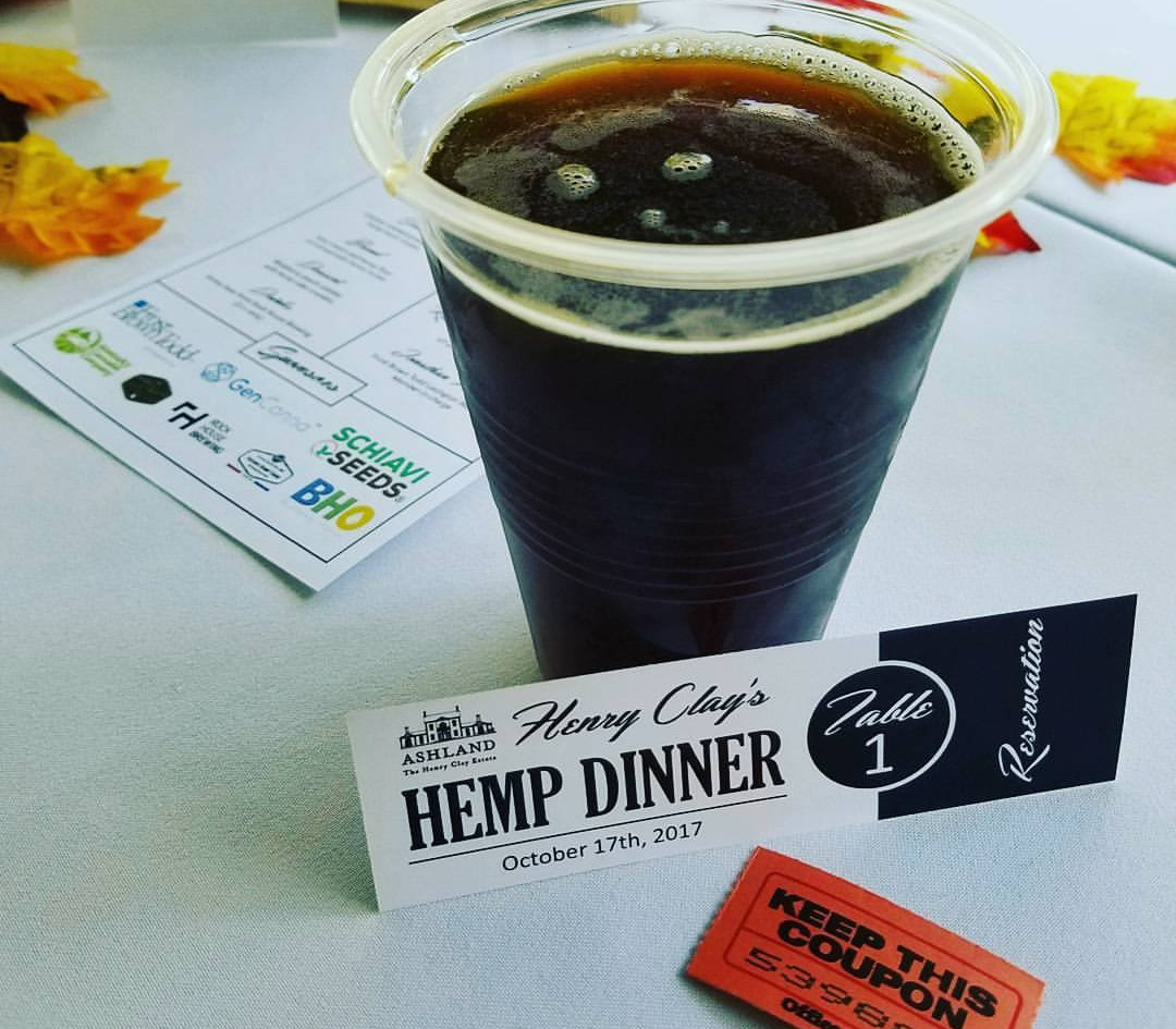 2017 - Henry Clay's Hemp Dinner