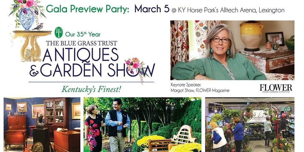 BGT's Antiques & Garden Show