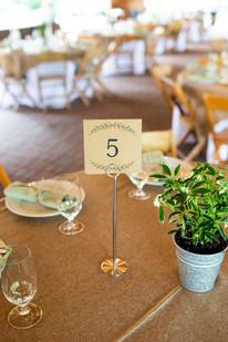 2019 Farmington Hemp Dinner: Table Setting and Seating Assignment