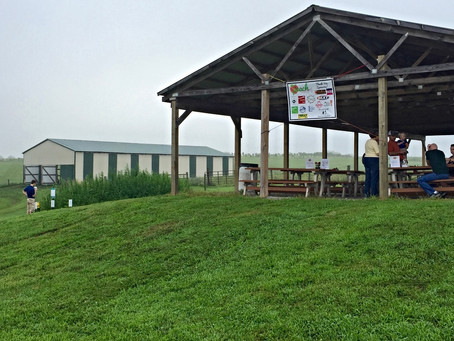 Kentucky Hempsters offer hemp education at Mulberry Orchard Peach Jam in Shelby County