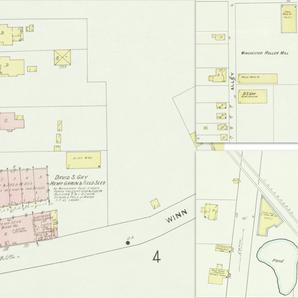 1912 Sanborn Insutrance Map Images