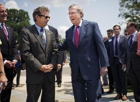 2015 | U.S Senators Rand Paul and Mitch McConnell introduce Industrial Hemp Farming Act