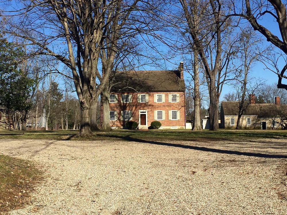 Historic Locust Grove in Louisville, Kentucky.