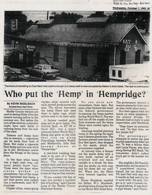 The Sentinel News October 7, 1992