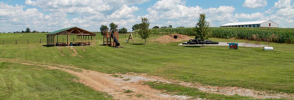 Pictured above: Mulberry Orchard/Gajdzik Farms - future hemp demonstration plot.