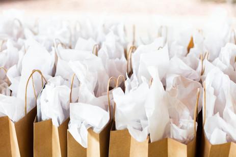 2019 Farmington Hemp Dinner: Hemp Goodie Bags
