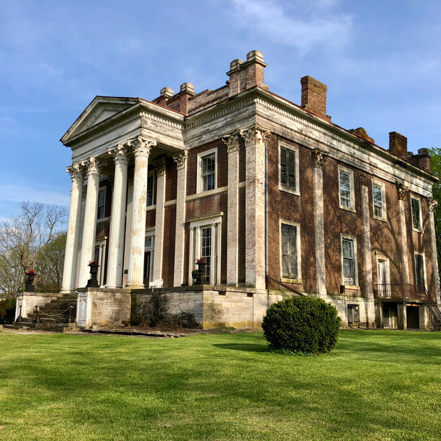 Ward Hall Present-Day (Georgetown, Kentucky)