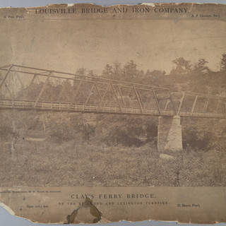 Clay's Ferry Bridge Date Unknown
