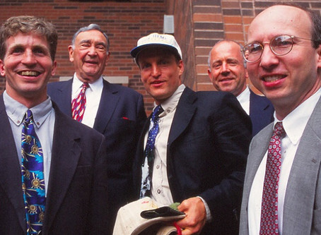2000 | Woody Harrelson acquitted of hemp charges