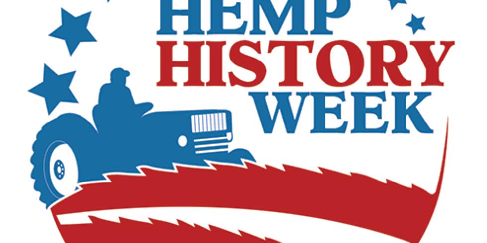 Discover The Hemplands/Hemp History Week