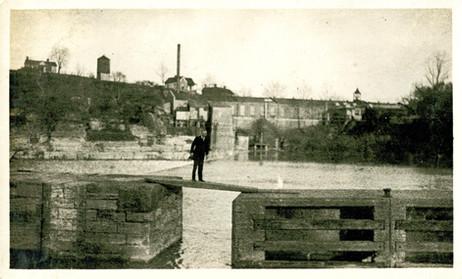 Kentucky River Mills Hemp Twine Factory Date Unknown