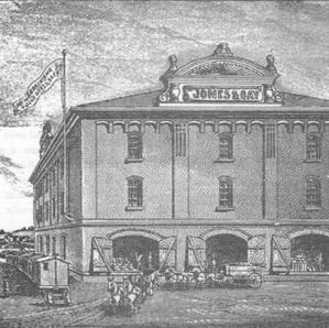 Jones & Gay Warehouse 1889