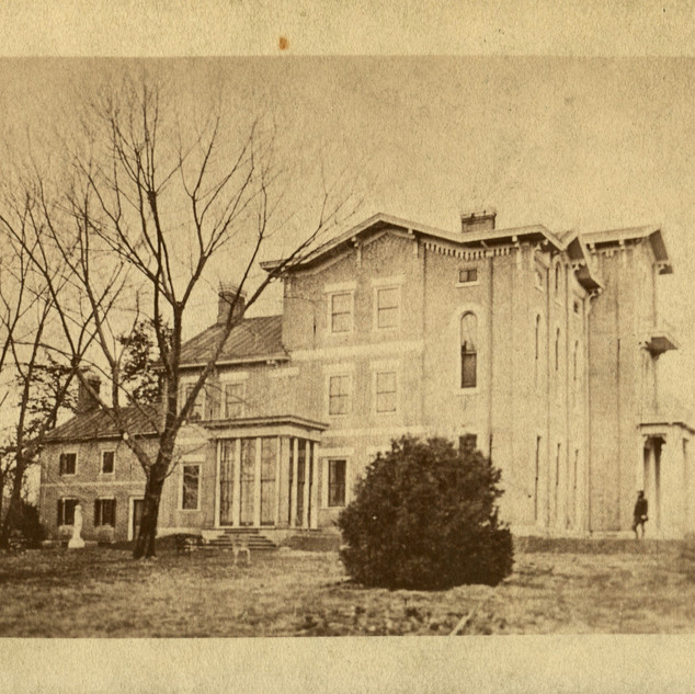 White Hall Date Unknown (Richmond, Kentucky)