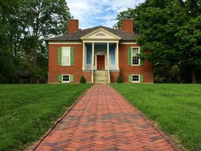 Farmington Historic Plantation in Louisville, Kentucky