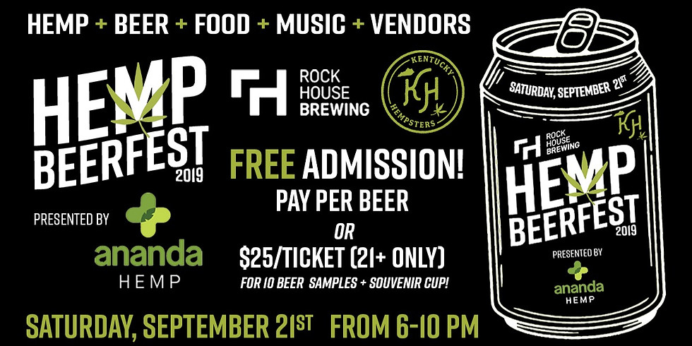 Hemp Beerfest