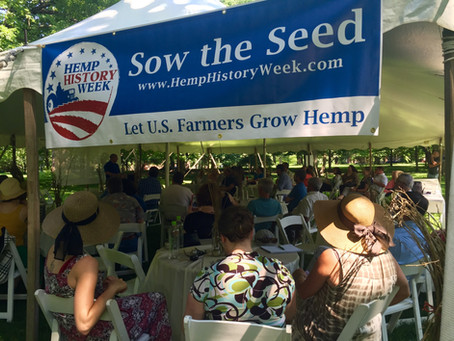 Kentucky Hempsters and Henry Clay Estate in Lexington host hemp symposium and dinner
