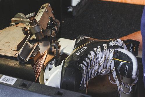 Mobile Skate Sharpening
