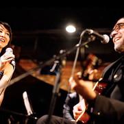 W/Nanny Assis, Akasaka B-Flat Jazz Club, Tokyo, 2019 © Hiro Ugaya