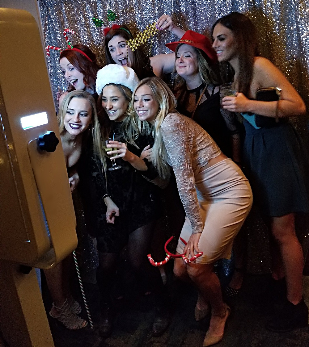 Xmas Party with Hott Shotz Photo Booth!